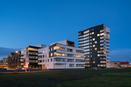 Жилой комплекс Berliininpiha