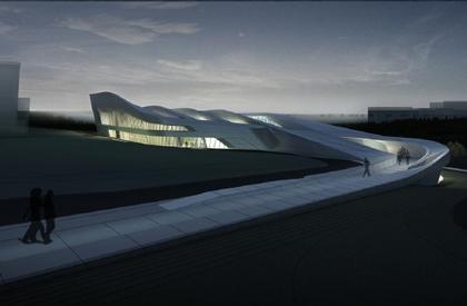 Центр исследования энергии E.ON Рейнско-Вестфальского технического университета Ахена