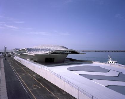 Морской терминал в Салерно