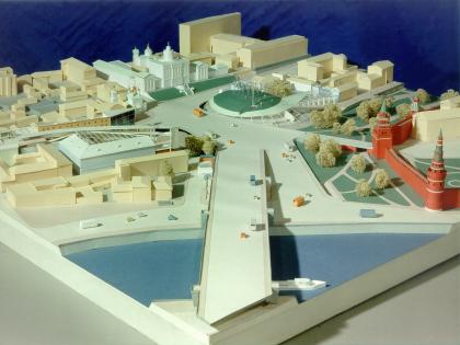 Комплексная реконструкция Боровицкой площади