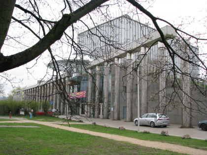 Опера и филармония Подляска. Европейский центр искусства в Белостоке