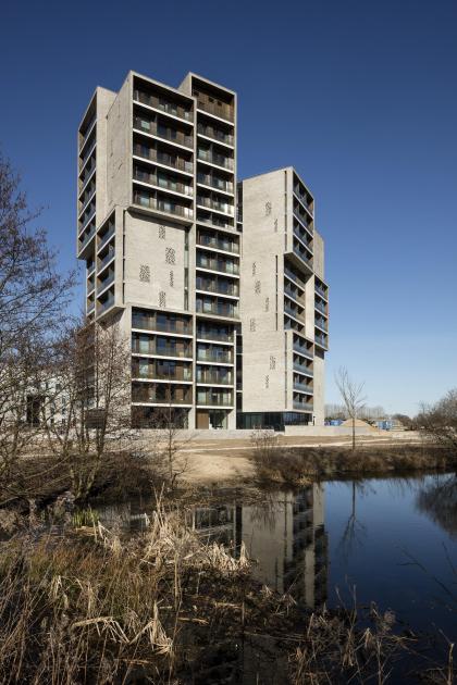 Campus Hall – студенческое общежитие Университета Южной Дании