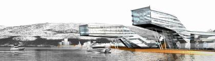 Многофункциональный комплекс «Iceberg Plaza»