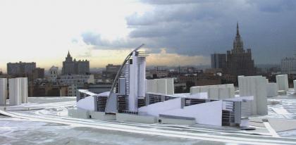 Жилой комплекс, Ленинский проспект