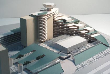 Реконструкция гостиницы «Орленок», г. Москва