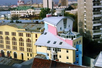 Пристройка к зданию ломбарда, Б. Спасская ул.