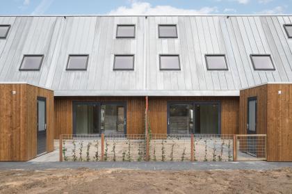 Социальный жилой комплекс в Эммене
