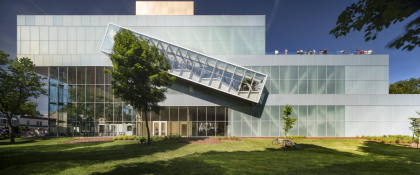 Национальный музей изящных искусств Квебека – павильон Пьера Лассонда