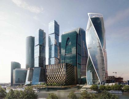 Многофункциональный комплекс в составе «Москва-Сити»