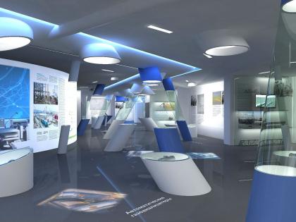 Проект музея «Газпром Трансгаз Екатеринбург»