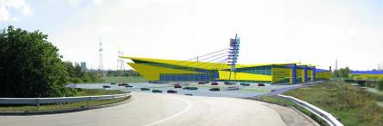 Торговый комплекс «Центр автозапчастей»