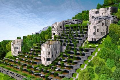 Апарт-отель в Госпоштине, г. Будва (Черногория)
