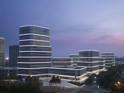 Бизнес-парк «AVIC Международный город авиапромышленности»