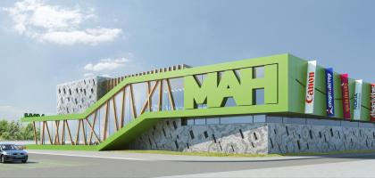Торговый центр «МАН»