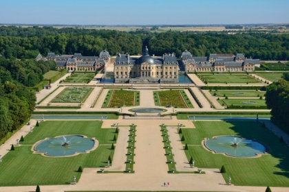Vaux-le-Vicomte. Ile de France © Lourmel/Chicurel