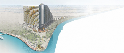 Гостиничный комплекс Radisson Blu