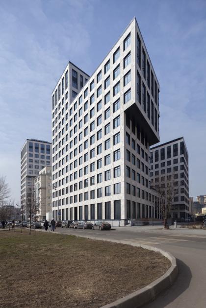 Жилой комплекс Atlantic Apartments