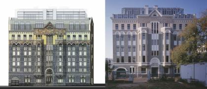 Реконструкция жилого дома во 2-ом Обыденском переулке