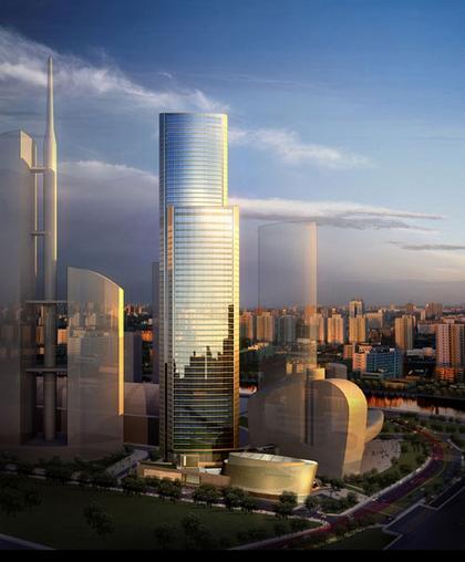 Башня «Евразия» Международный бизнес-центр, участок N 12, ММДЦ Москва-СИТИ