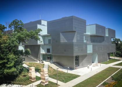 Корпус изобразительных искусств Университета Айовы