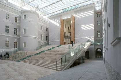 Музейный комплекс Государственного Эрмитажа в восточном крыле Главного Штаба, Санкт-Петербург
