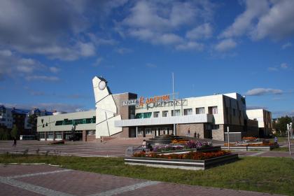Реконструкция центра культуры и досуга «Камертон»