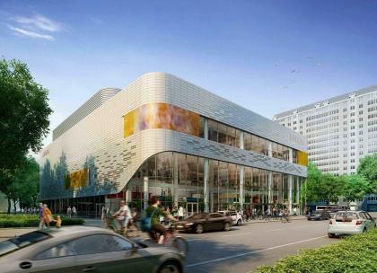 Реконструкция кинотеатра «Ангара»