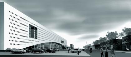 «Морской фасад Петербурга» архитектурный конкурс на эскиз-идею комплекса морского пассажирского терминала на Васильевском острове