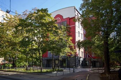 Реконструкция административного здания по адресу ул. Зоологическая
