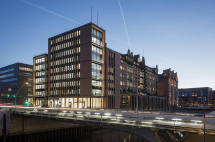 Штаб-квартира компании Gebr. Heinemann – новый корпус