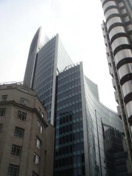 Здание компании Willis
