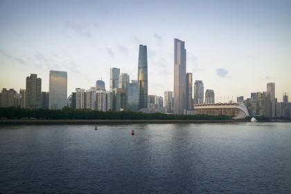 Башня Guangzhou CTF Finance Centre