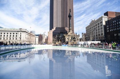 Площадь Паблик-сквер – реконструкция
