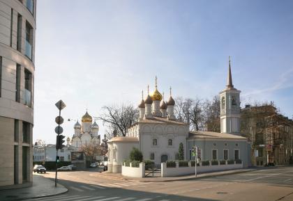 Церковь Воскресения Христова на Остоженке