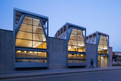 Библиотека города Конститусьон