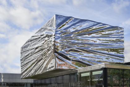Музей изобразительного искусства и кинотеатр в Лиллехаммере – второе расширение