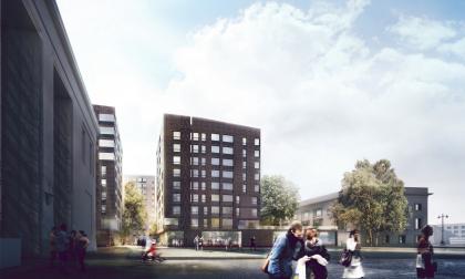 Проект жилого комплекса на Московском проспекте
