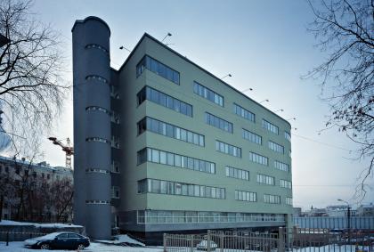 Офисное здание на Трубной улице