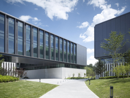 Центр проектирования Huawei Technological Factory