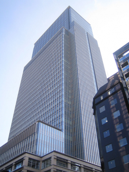 Башня Nihonbashi Mitsui Tower