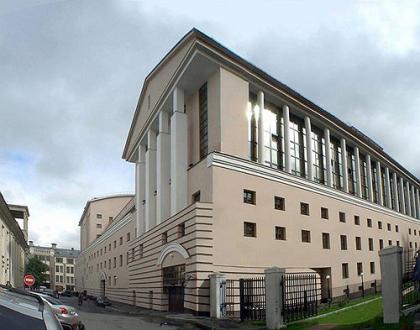 Реконструкция театра имени К.С. Станиславского и В.И. Немировича-Данченко