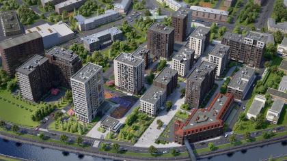 Клубный квартал «Резиденции архитекторов»