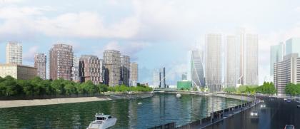 Развитие территории бывшего Бадаевского завода