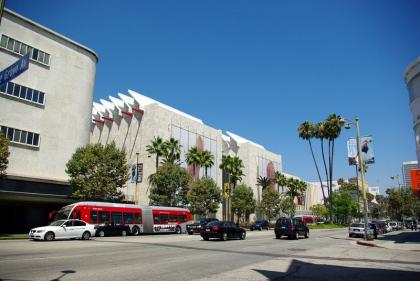 Музей современного искусства Броуд LACMA