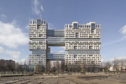 Жилой комплекс «Versis»  на Нахимовском проспекте
