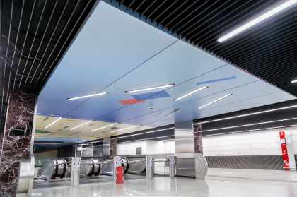 Станция метро «Хорошевская»