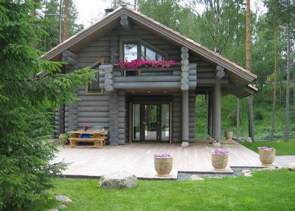 Загородный дом. Фото: Wiki B M via Wikimedia Commons. Лицензия CC BY-SA 3.0