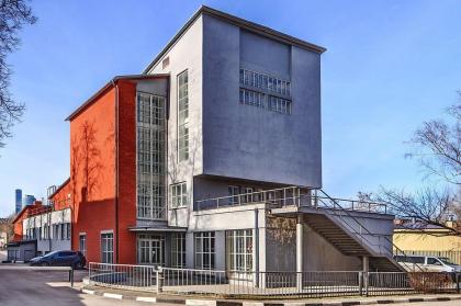 Что построил Мельников (кроме дома Мельникова)