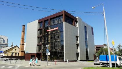 Административное здание по ул.Южакова, 4