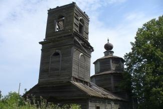 «Завтра может быть поздно»: в Татарстане гибнет уникальная деревянная церковь XVIII века